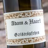 Adam & Haart Goldtröpfchen Riesling Trocken