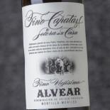 Alvear Fino Capataz - 37,5 Cl