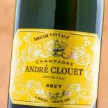 André Clouet Dream Vintage Brut 2008