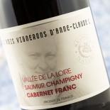 Les Amis Vignerons D'Anne Claude L. Saumur Champigny Cabernet Franc 2007