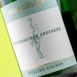 Ansgar Clüsserath Trittenheimer Apotheke Riesling Trocken 2014
