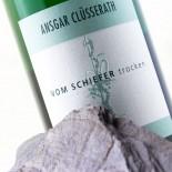 Ansgar Clüsserath Vom Schiefer Riesling Trocken