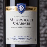 Ballot Millot Meursault Charmes
