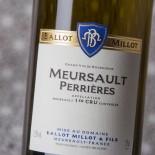 Ballot Millot Meursault Perrières