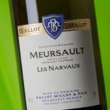 Ballot Millot Meursault Les Narvaux