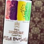 Château Mouton Rothschild 2001 Doble Magnum