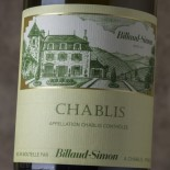 Billaud Simon Chablis 2015