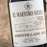 El Maestro Sierra Amontillado 1830 V.O.R.S. - 37,5 Cl