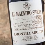 Maestro Sierra Amontillado 1830 V O R S 37 Cl