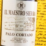 El Maestro Sierra Palo Cortado -37,5cl.