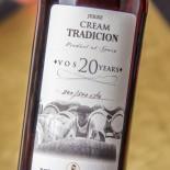 Cream Tradición Vos 20 Years
