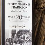 Pedro Ximénez Tradición 20 Years