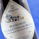 Contat-Grangé Bourgogne Hautes-Côtes De Beaune Blanc 2011
