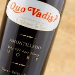 Quo Vadis? Amontillado Muy Viejo - 50 Cl