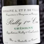 Domaine A. Et P. De Villaine Rully 1er Cru Grésigny 2013