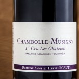 Hervé Sigaut Chambolle-Musigny 1er Cru Les Chatelots 2014