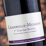 Hervé Sigaut Chambolle-Musigny 1er Cru Les Noirots 2014