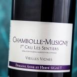 Hervé Sigaut Chambolle-Musigny 1er Cru Les Sentiers Vv 2014