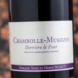 Hervé Sigaut Chambolle-Musigny Derrière Le Four 2014