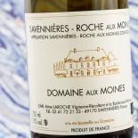 Domaine Aux Moines Savennières-Roche Aux Moines 2013