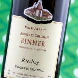 Binner Alsace Riesling Vignoble De Katzenthal 2013