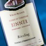 Binner Riesling Vignoble D'Ammerschwihr