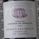 Chandon De Briailles Savigny-Les-Beaune 1er Cru Les Lavières 2015