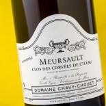 Chavy-Chouet Meursault Clos Des Corvées De Citeau 2013