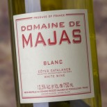 Domaine De Majas Blanc 2016