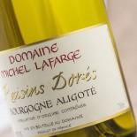 Michel Lafarge Bourgogne Aligoté Raisins Dorés 2014