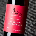 """Bota Palo Cortado 72 """"pata Gallina"""""""
