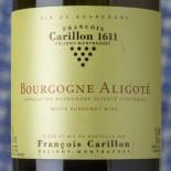 François Carillon Bourgogne Aligoté 2015