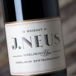 J. Neus Ingelheim Spã¤tburgunder 2014