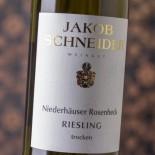 Jakob Schneider Niederhã¤user Rosenheck Riesling Trocken
