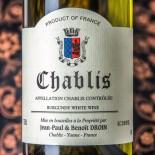 Droin Chablis