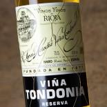 Viña Tondonia Blanco Reserva 2004