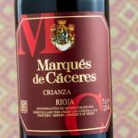 Marqués De Cáceres Crianza 2014