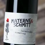 Materne & Schmitt Winninger Riesling 2015