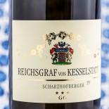 Reichsgraf Von Kesselstatt Scharzhofberger Gg 2010