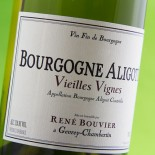 René Bouvier Bourgogne Aligoté Vv 2015