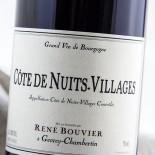 René Bouvier Côte De Nuits Villages 2014