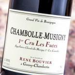 René Bouvier Chambolle-Musigny 1er Cru Les Fuées 2013