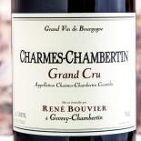 René Bouvier Charmes-Chambertin Grand Cru 2013