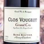 René Bouvier Clos Vougeot Grand Cru 2014