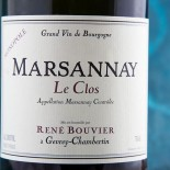 René Bouvier Marsannay Le Clos Monopole 2015