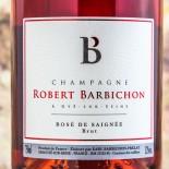 Robert Barbichon Brut Rosé De Saignée