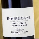 Rodolphe Demougeot Bourgogne Pinot Noir Vieille Vignes 2015
