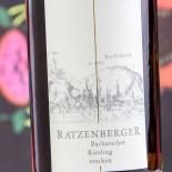 Ratzenberger Bacharacher Riesling Trocken 2014