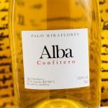 Alba Confitero 2014 -37,5cl.