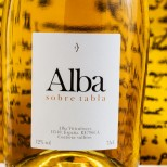 Alba Sobre Tabla 2014 - 37,5 cl.